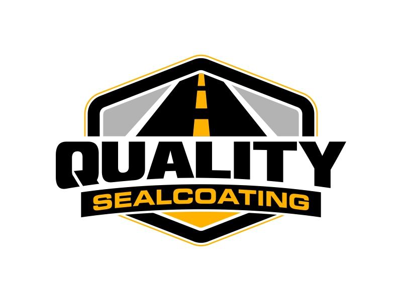 Quality Sealcoating logo design by ingepro