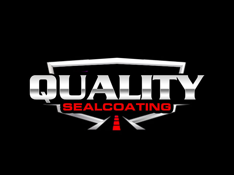 Quality Sealcoating logo design by kunejo