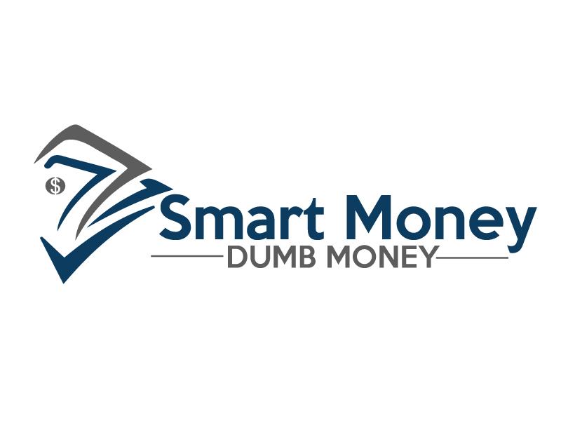Smart Money Dumb Money logo design by ElonStark