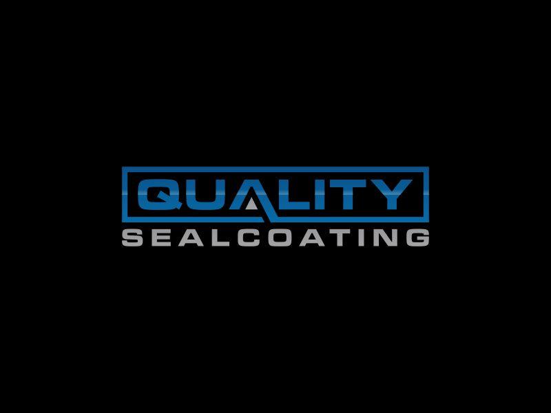 Quality Sealcoating logo design by muda_belia
