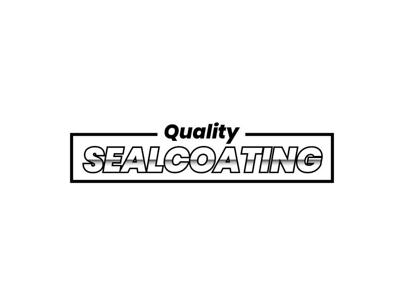 Quality Sealcoating logo design by drifelm