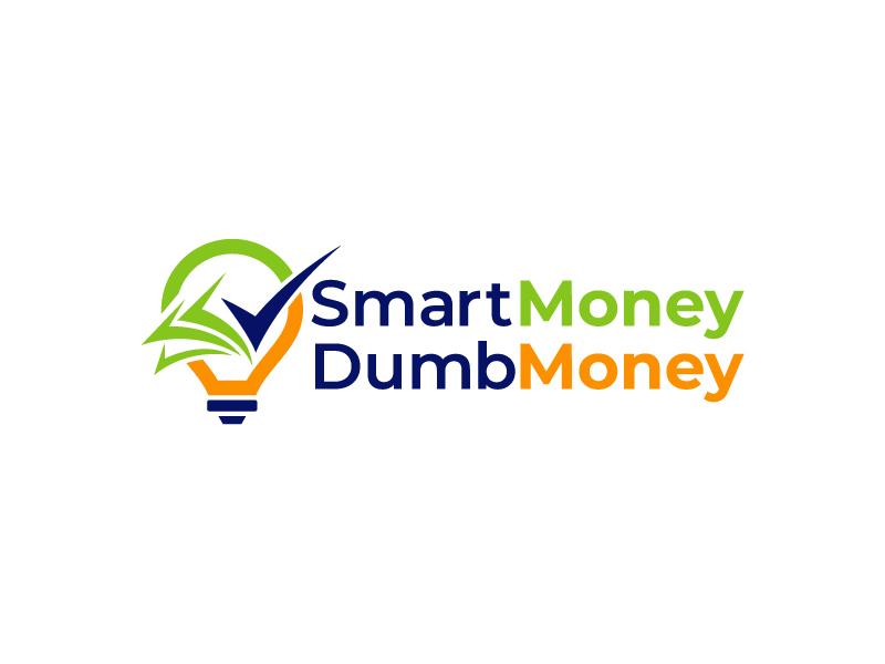 Smart Money Dumb Money logo design by kgcreative