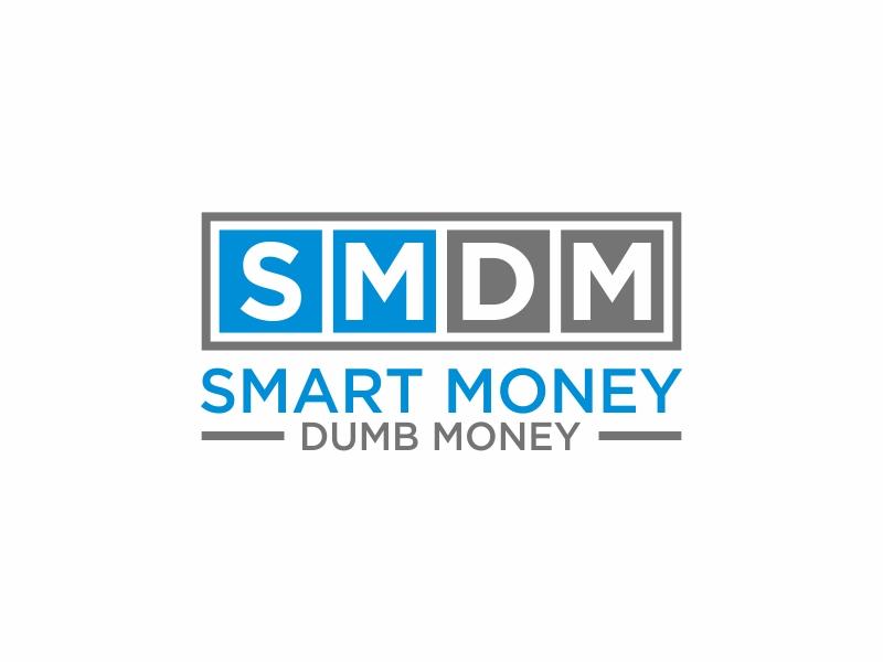 Smart Money Dumb Money logo design by banaspati