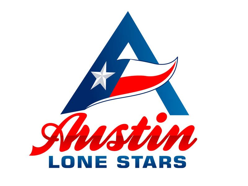 Austin Lone Stars Logo Design