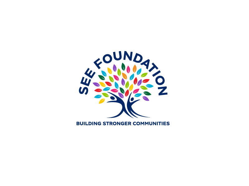 Social Economic Enterprises Foundation logo design by Marianne