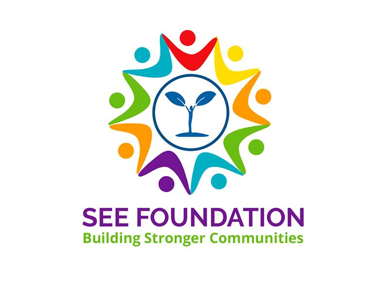 Social Economic Enterprises Foundation logo design by PrimalGraphics