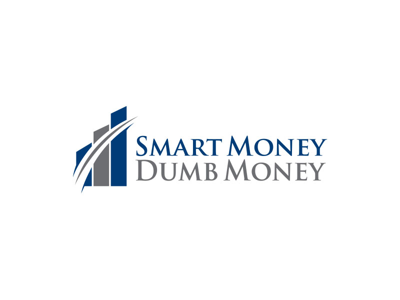 Smart Money Dumb Money logo design by bluespix