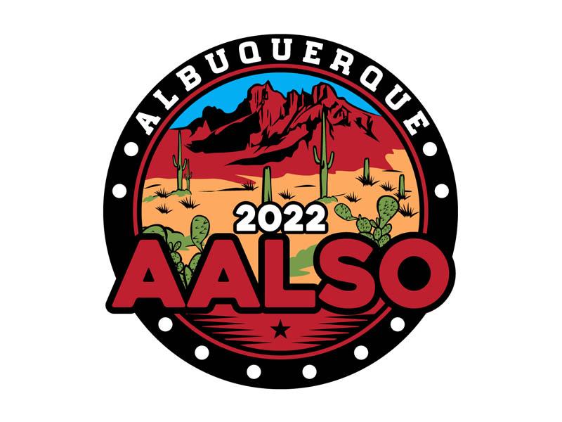 2022 AALSO Logo logo design by DreamLogoDesign