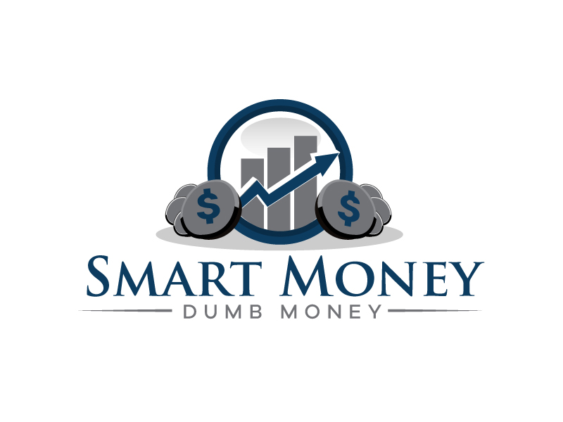 Smart Money Dumb Money logo design by karjen