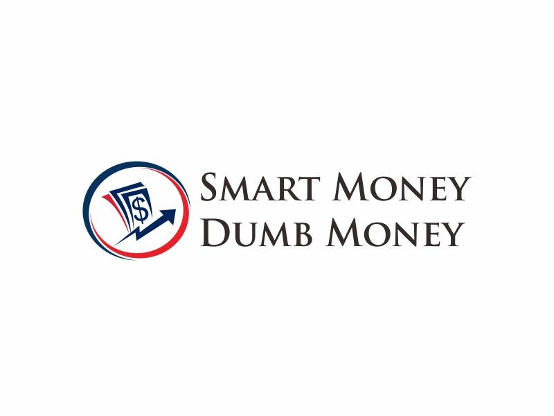 Smart Money Dumb Money logo design by Greenlight