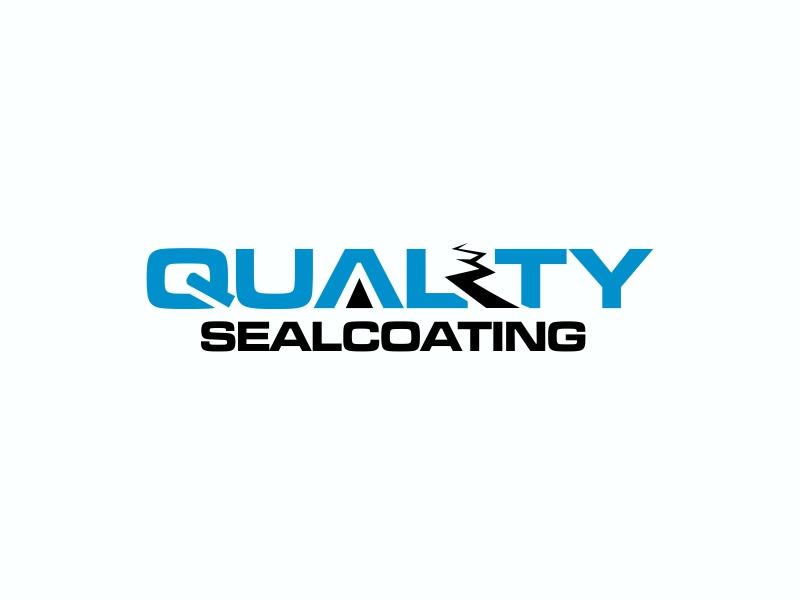 Quality Sealcoating logo design by ian69