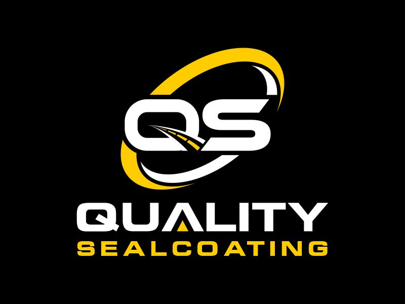 Quality Sealcoating logo design by zonpipo1