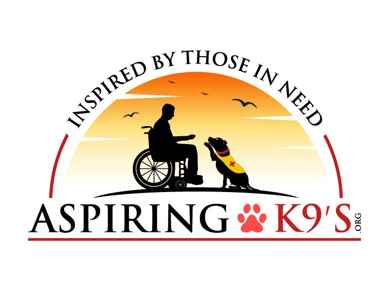 Aspiring K9's Logo Design