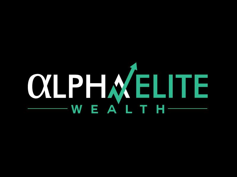 Alpha Elite Wealth logo design by Pompi Saha