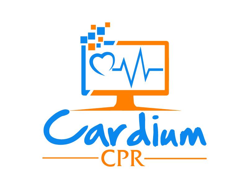 Cardium CPR logo design by ElonStark