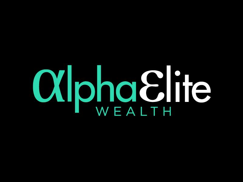 Alpha Elite Wealth logo design by gearfx
