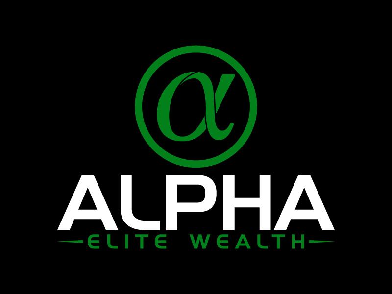 Alpha Elite Wealth logo design by karjen