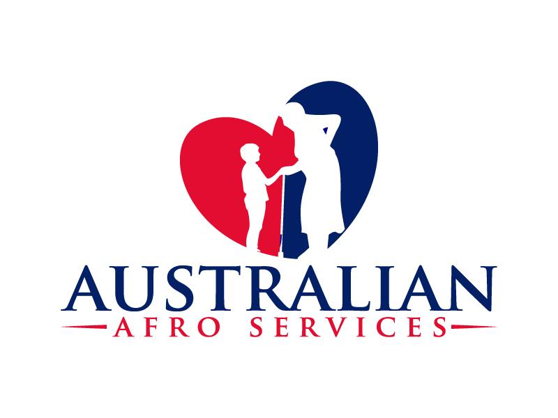 Australian Afro Services logo design by karjen