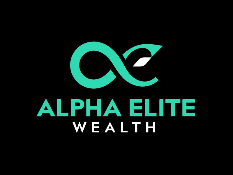 Alpha Elite Wealth logo design by Dawn