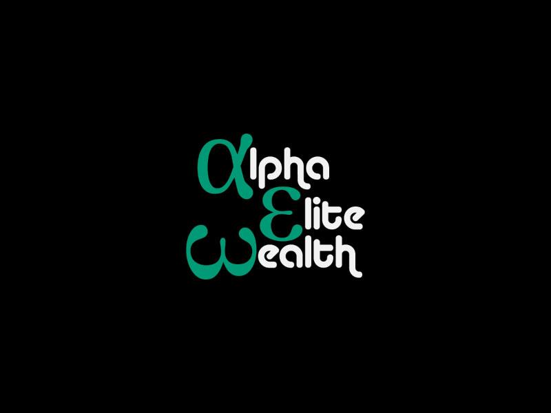 Alpha Elite Wealth logo design by nona