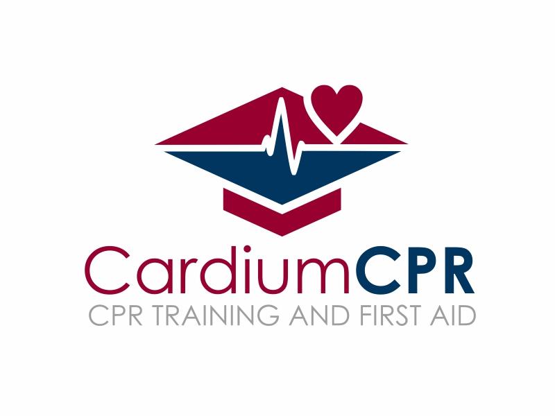 Cardium CPR logo design by serprimero