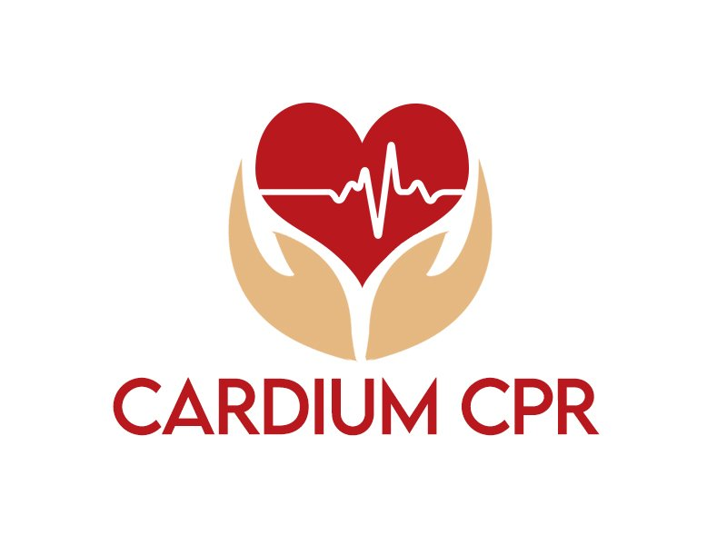 Cardium CPR logo design by kunejo