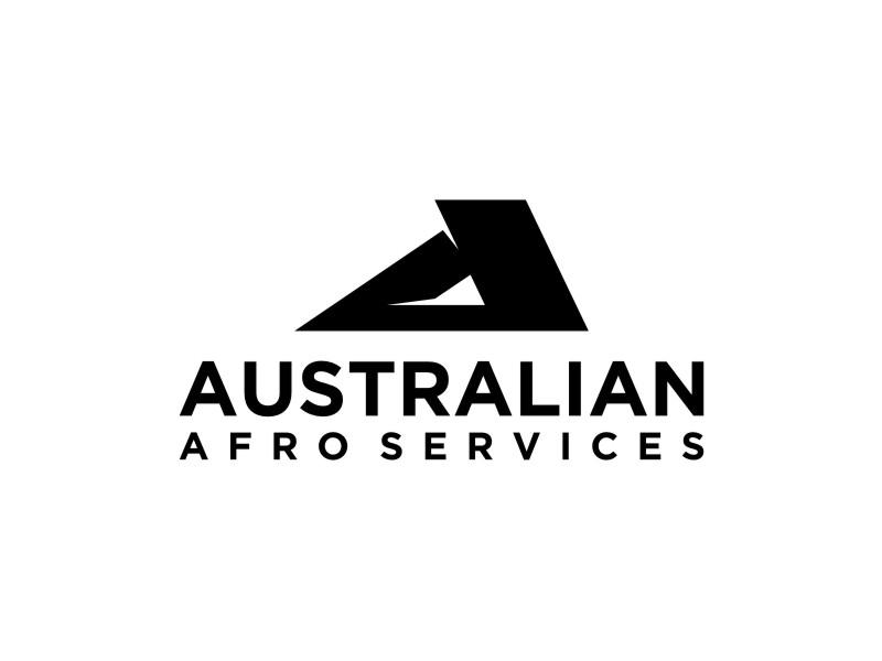 Australian Afro Services logo design by sodimejo