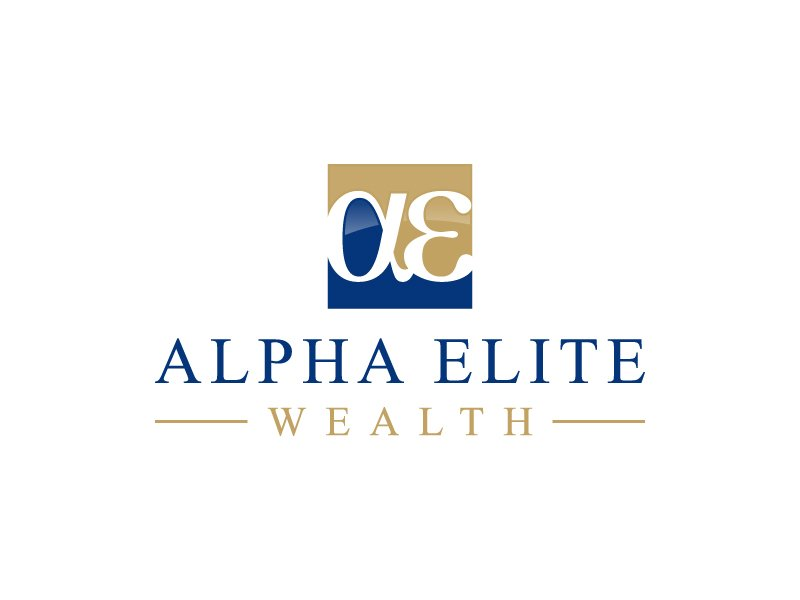 Alpha Elite Wealth logo design by akilis13