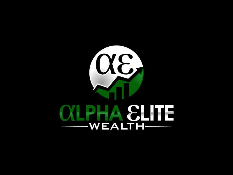 Alpha Elite Wealth logo design by Pintu Das