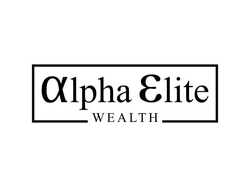 Alpha Elite Wealth logo design by Sheilla