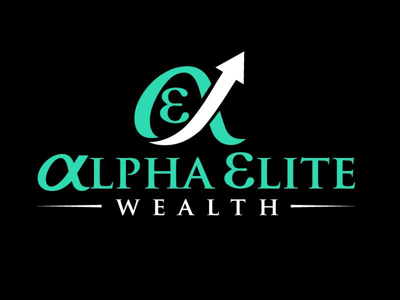 Alpha Elite Wealth logo design by jaize