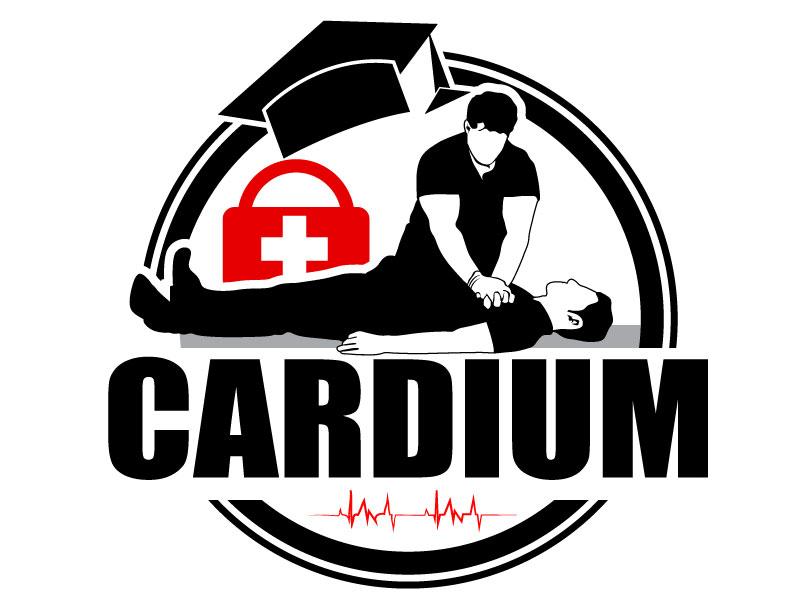 Cardium CPR logo design by Suvendu