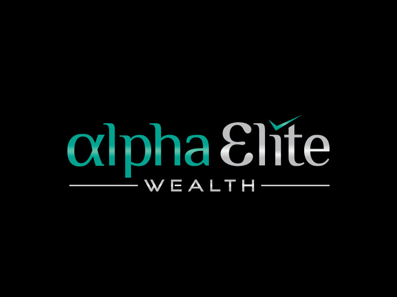 Alpha Elite Wealth logo design by bluespix