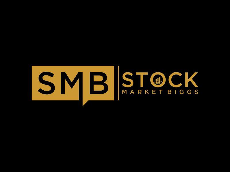 StockMarketBiggs logo design by mukleyRx