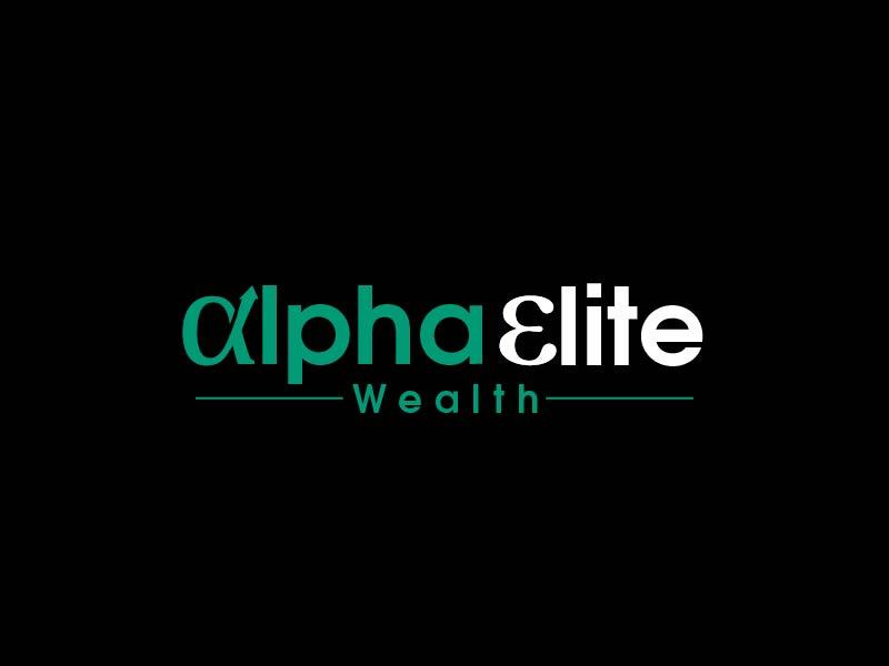 Alpha Elite Wealth logo design by usef44