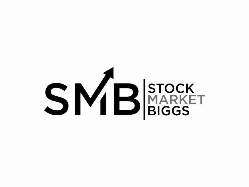 StockMarketBiggs logo design by hopee