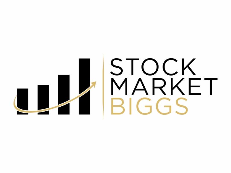 StockMarketBiggs logo design by All Lyna