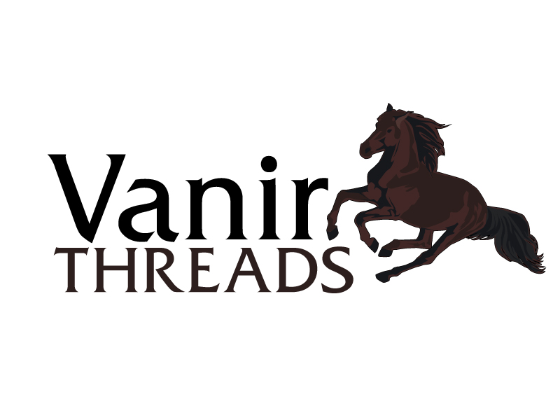 Vanir Threads logo design by ElonStark