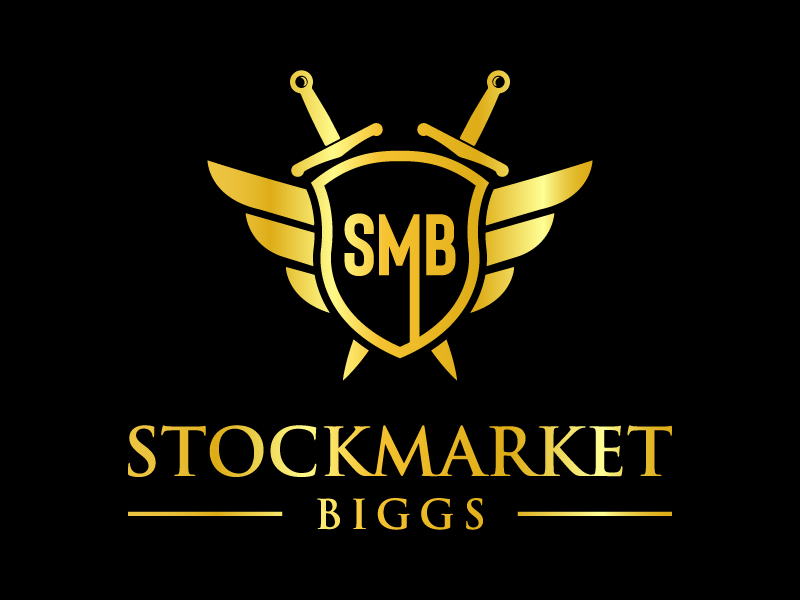 StockMarketBiggs logo design by cybil
