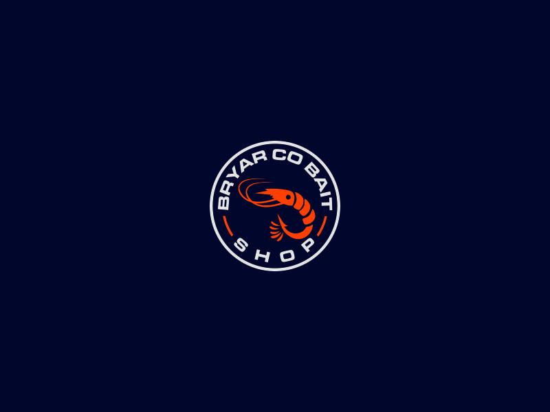 Bryar Co Bait Shop logo design by azizah