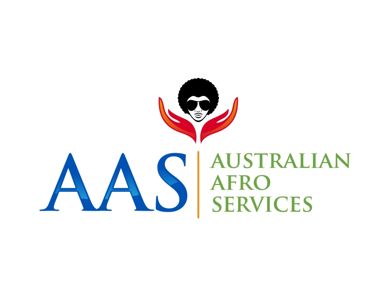 Australian Afro Services logo design by AnandArts