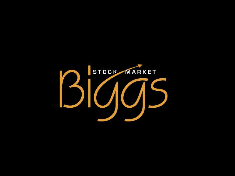 StockMarketBiggs logo design by LogoInvent