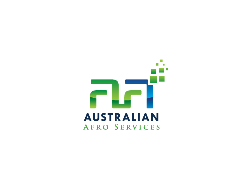 Australian Afro Services logo design by Webphixo