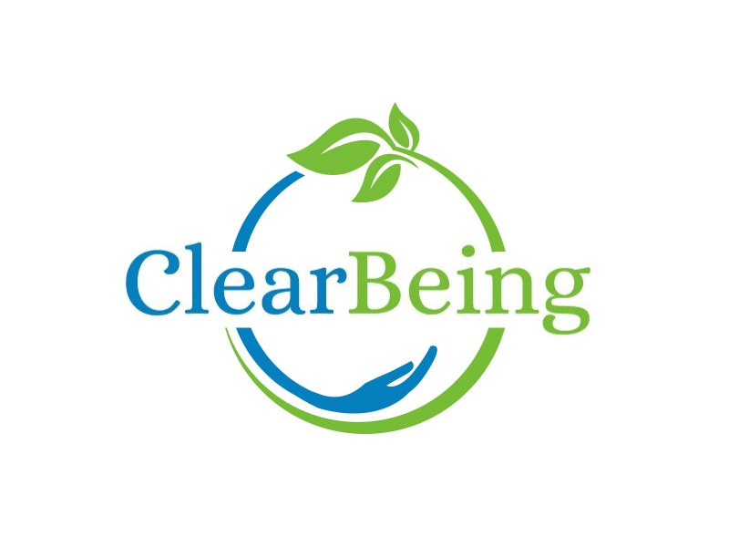 ClearBeing Logo Design