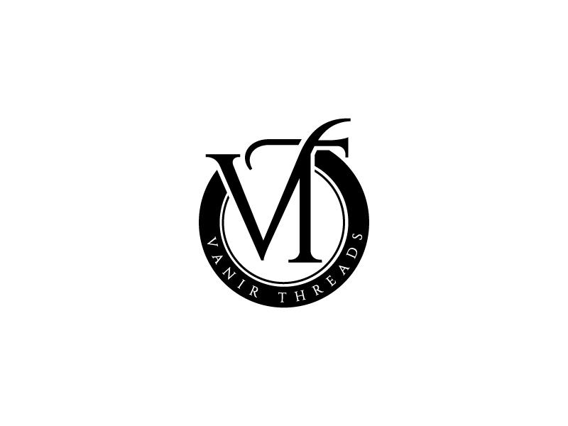 Vanir Threads logo design by Webphixo