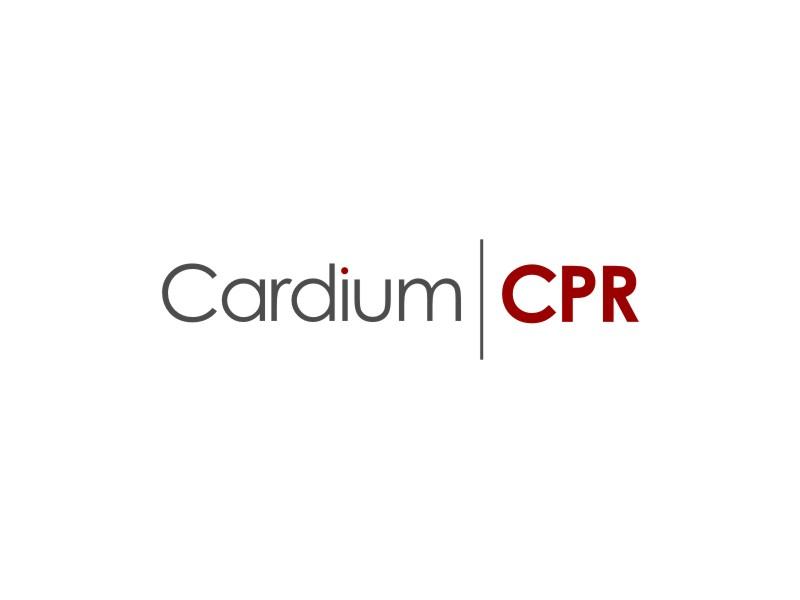 Cardium CPR logo design by sheila valencia