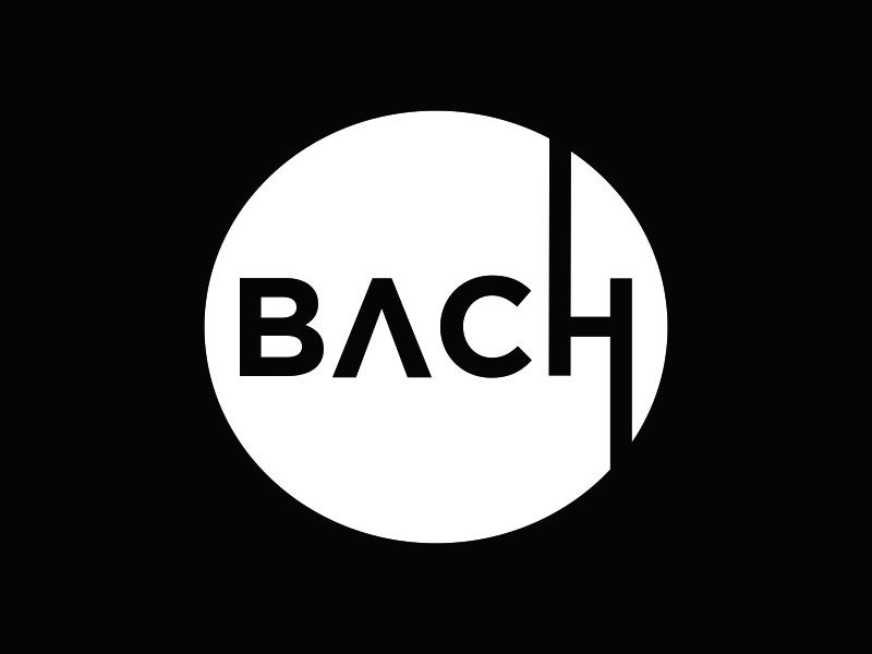 BACH logo design by Greenlight
