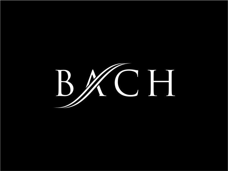 BACH logo design by mutafailan