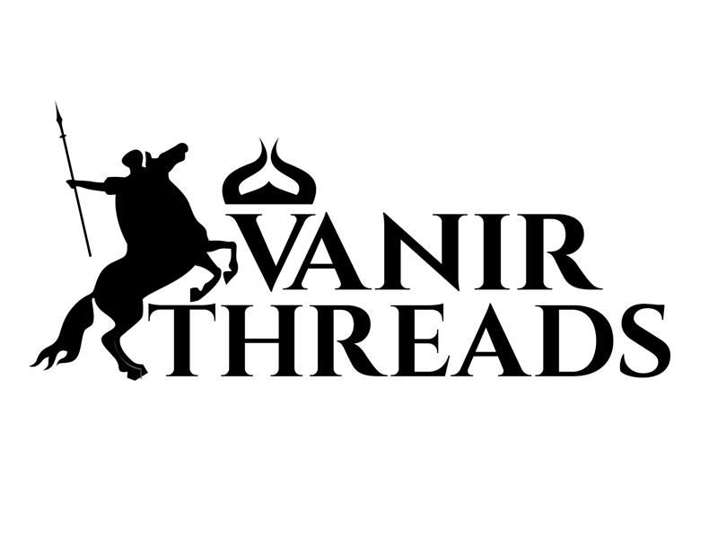 Vanir Threads logo design by DreamLogoDesign