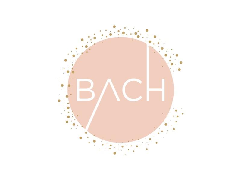 BACH logo design by KQ5